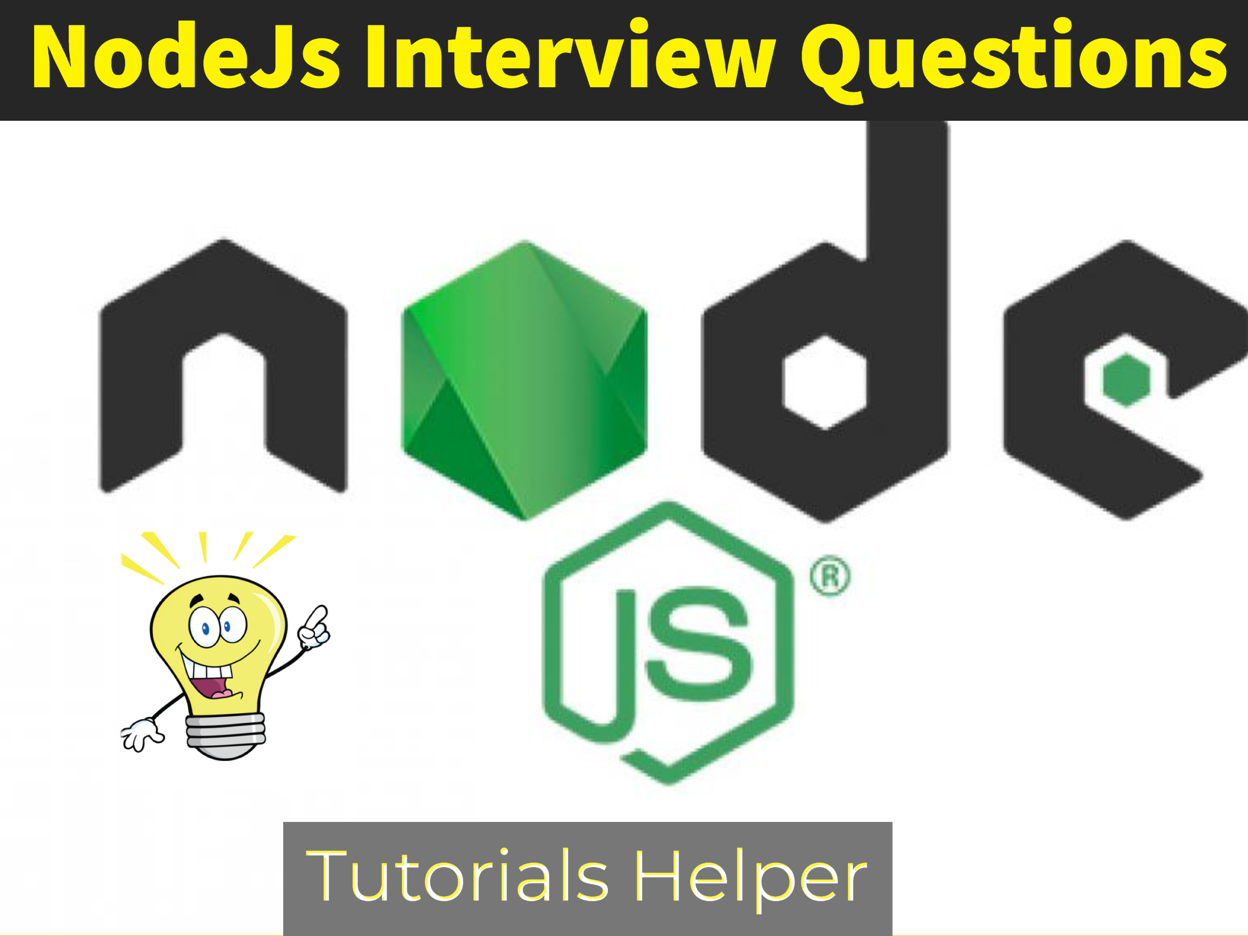 NodeJs interview Questions